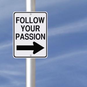 Следуй за своей страстью